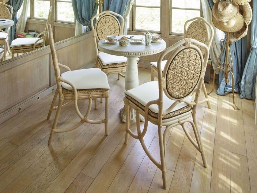 Rattan garden chair DAISY LUXURY | Garden chair by Dolcefarniente