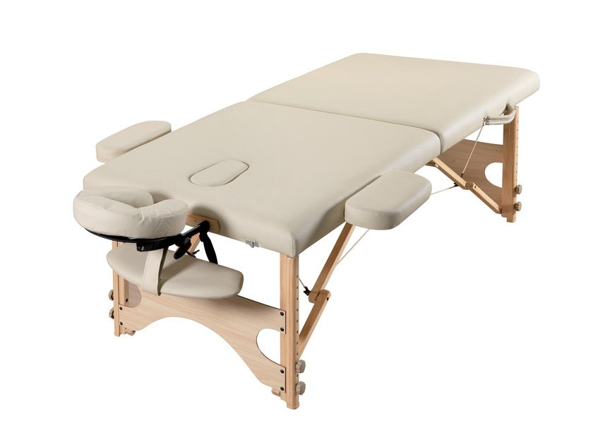 Folding massage bed DAISY by Nilo