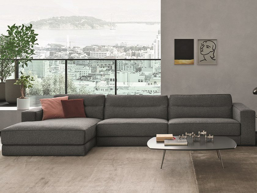 DALLAS | Sectional sofa DALLAS Collection By Bodema design ...
