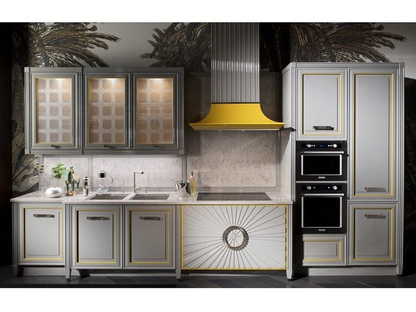 Classic style kitchen DAMA DI QUADRI | Kitchen by Prestige