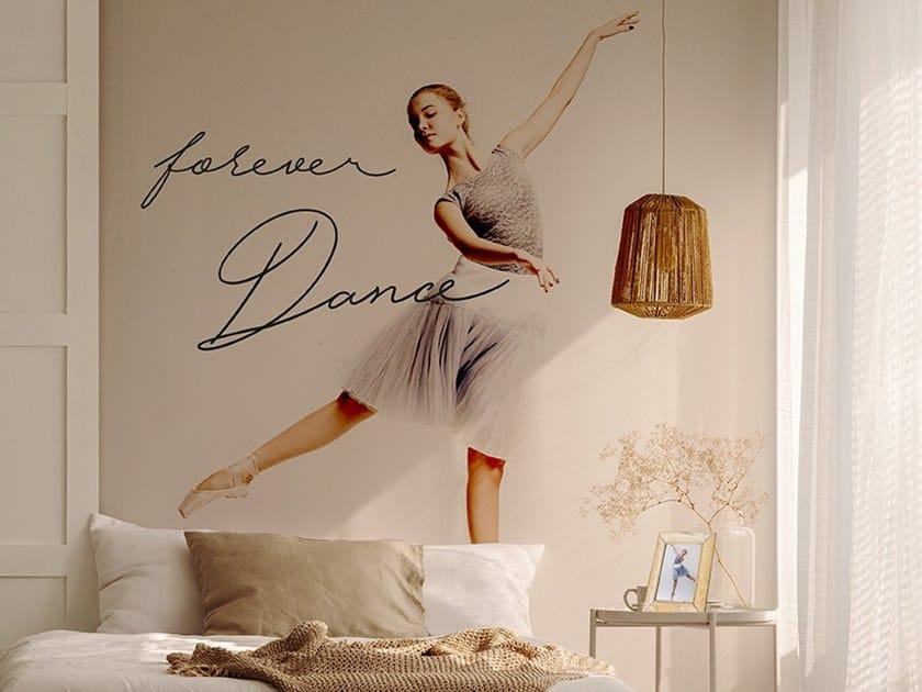 Wallpaper DANCER by Adriani e Rossi edizioni