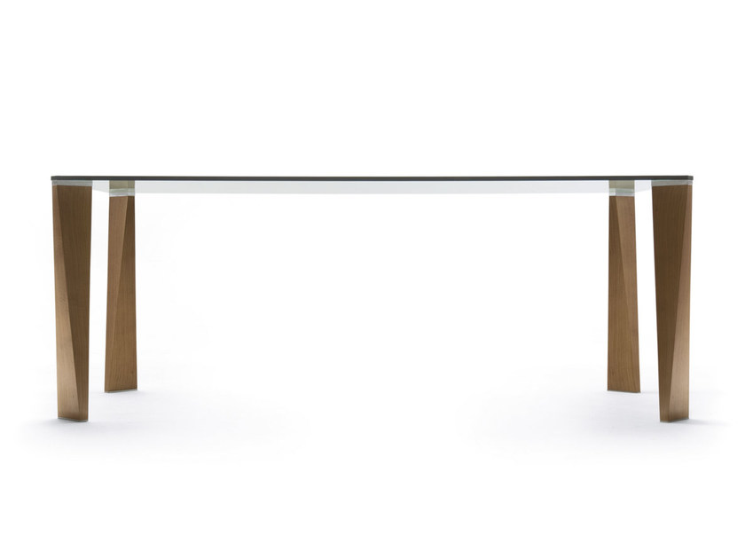 Rectangular dining table DANDY | Table by Pacini & Cappellini