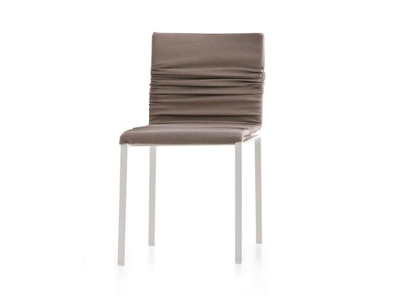 Fabric chair DANGLA | Fabric chair by Lago