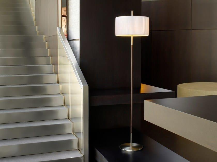 Direct-indirect light floor lamp DANONA P/165 by BOVER