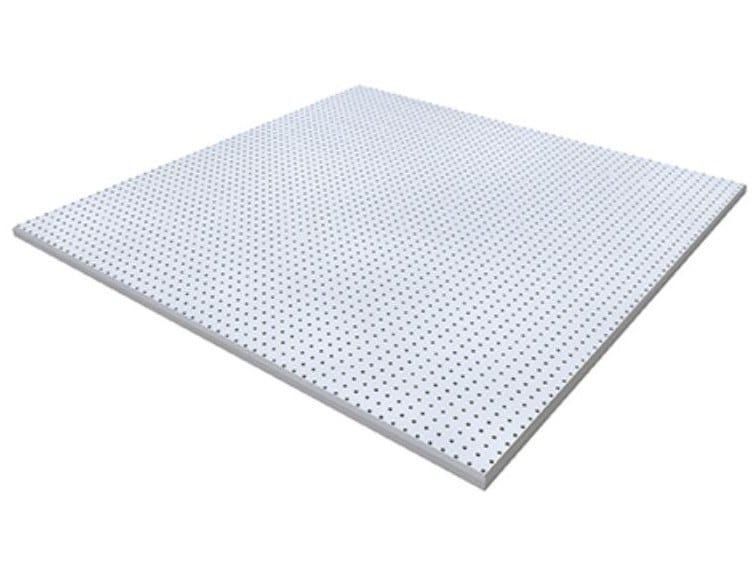 Gypsum ceiling tiles DANOPANEL MICRO M1 by Knauf Italia