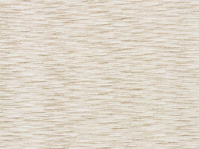 Chenille upholstery fabric DANS LES NUAGES by Dedar