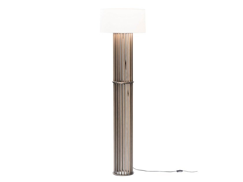 Floor lamp DANTON | Floor lamp by HUGUES CHEVALIER
