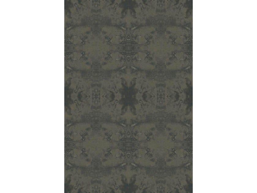 Broadloom printed carpet DARK MOON by Miyabi casa