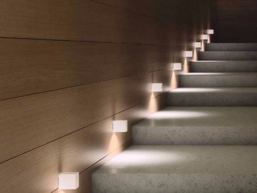LED direct light wall lamp with dimmer DAU LED 6283 by Milan Iluminacion