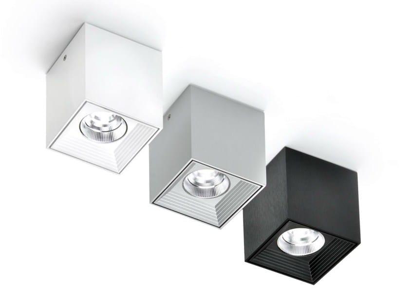 Faretto a LED a soffitto DAU LED SPOT 6406 by Milan Iluminacion