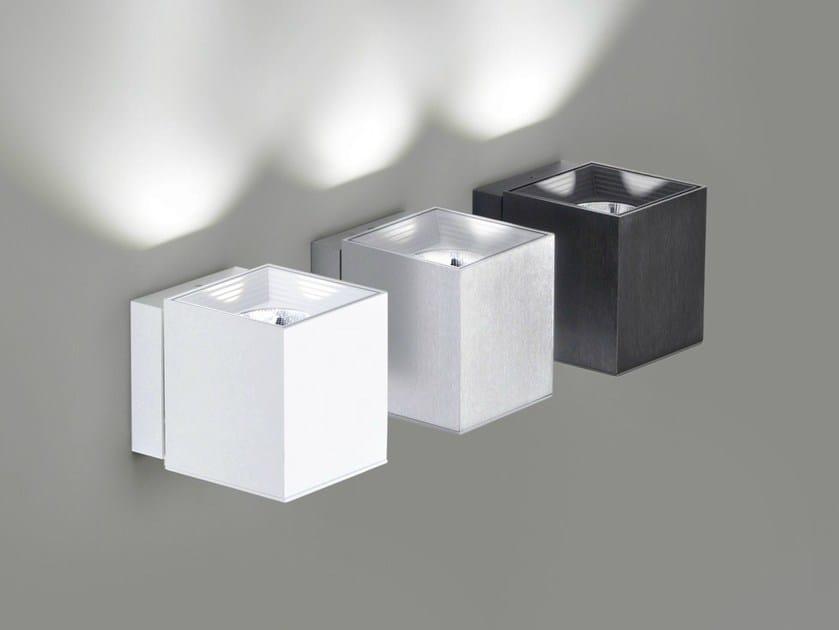 LED wall-mounted spotlight DAU by Milan Iluminacion