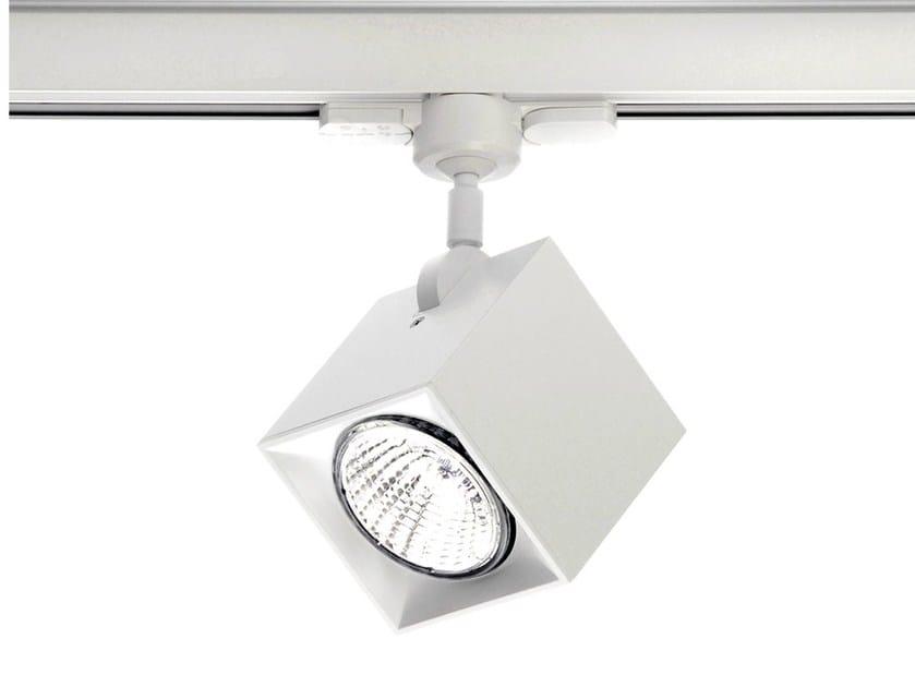 LED metal Track-Light DAU by Milan Iluminación