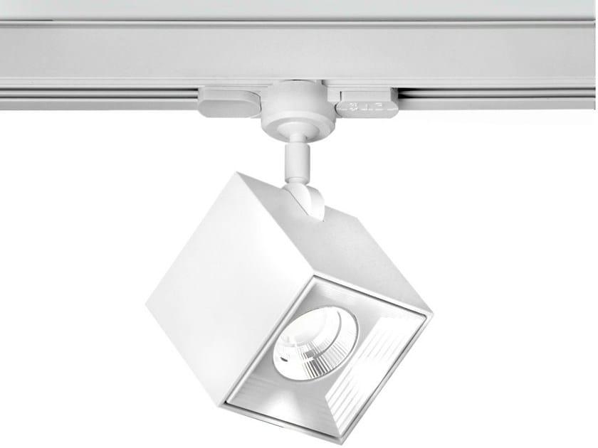 LED Track-Light DAU SPOT LED 6472 by Milan Iluminacion