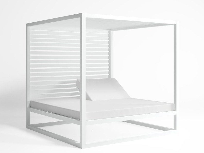 Gartenbett metall  DNA | Garden bed By GANDIA BLASCO design José Antonio Gandía-Blasco