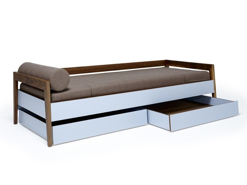 Letto contenitore singolo DAYBED LARGE By MINT FACTORY