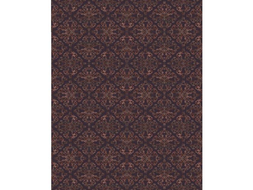 Leather rug DAYS OF OLD by Miyabi casa