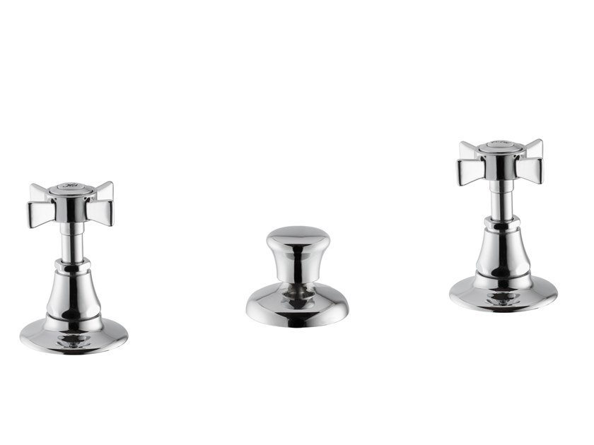 3 hole countertop bidet tap DAYTIME | Bidet tap by newform