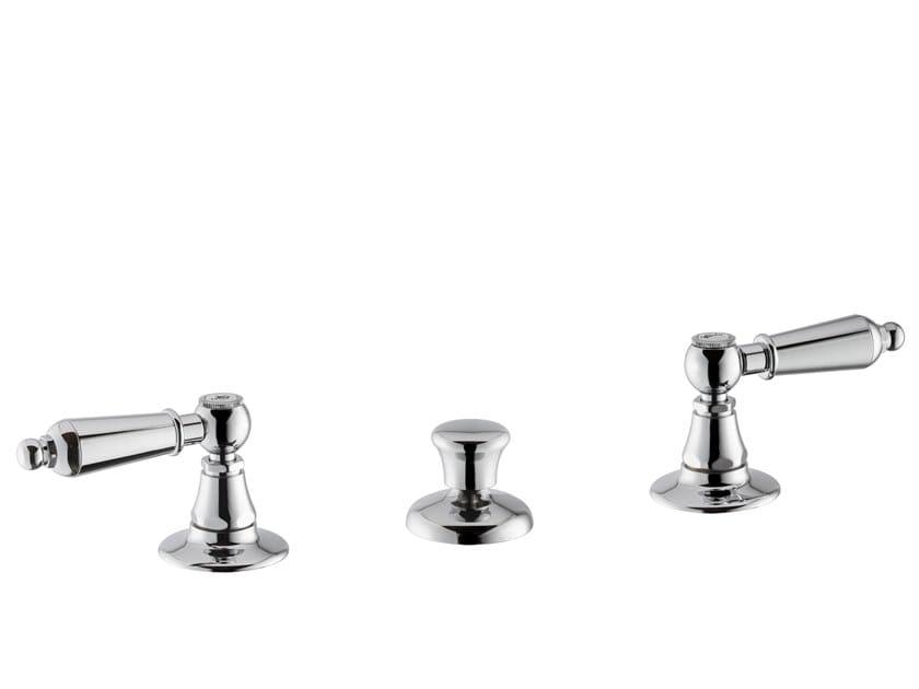 3 hole countertop bidet tap DAYTIME STYLE   Bidet tap by newform