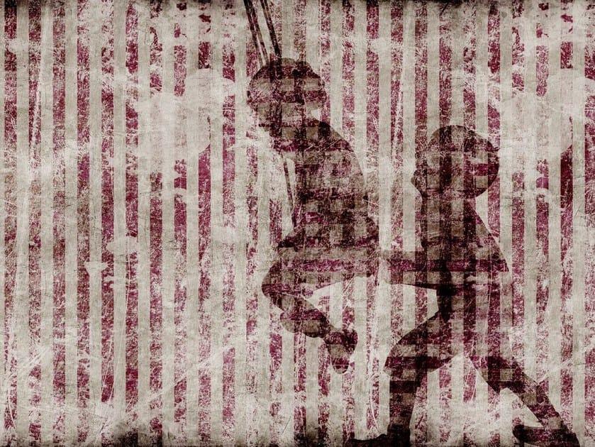 Fiberglass textile wallpaper DE-50 by MOMENTI