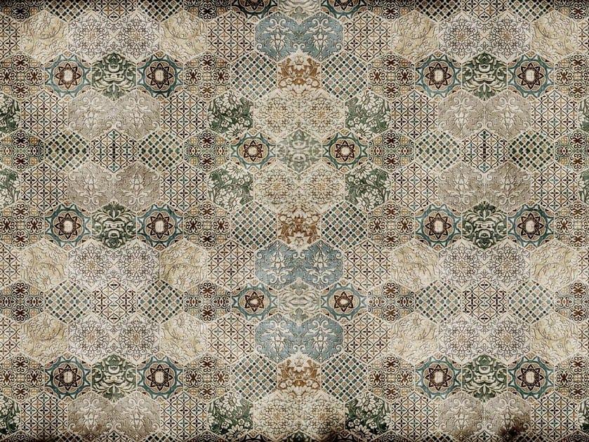 Fiberglass textile wallpaper DE-52 by MOMENTI
