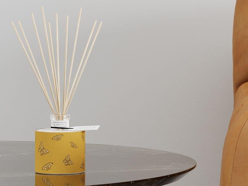 Natural stone Air freshener dispenser DE-SIGN Prestige - Tabacco e Agrumi by IWISHYOU