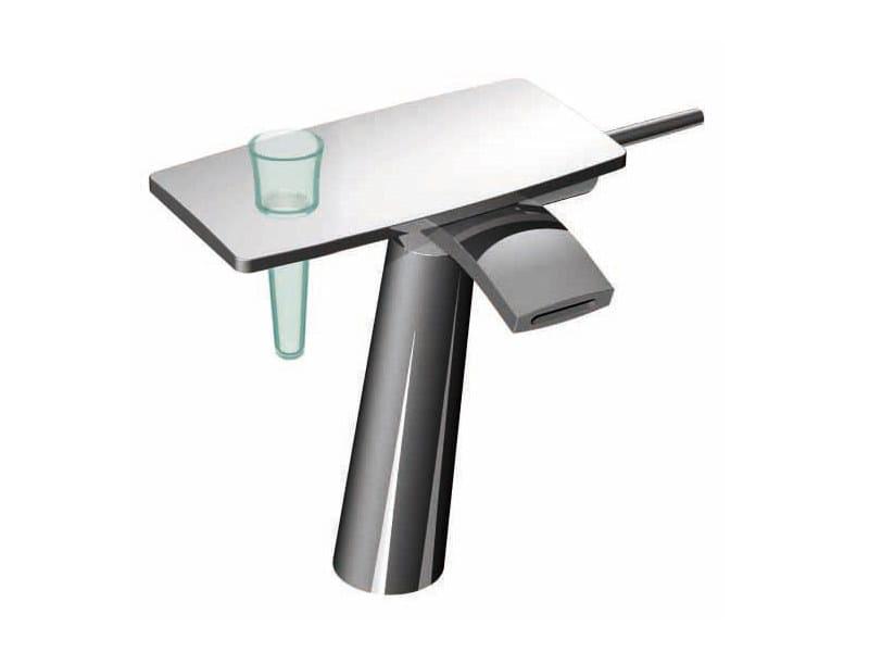 Countertop chromed brass washbasin mixer DE SOTO F3661 | Washbasin mixer by FIMA Carlo Frattini
