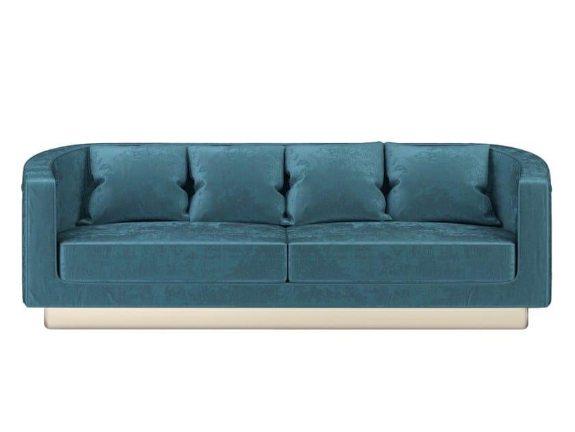Velvet sofa DEBBIE | Sofa by Ottiu