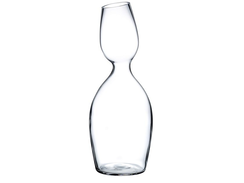 Crystal decanter RED OR WHITE | Decanter by NUDE