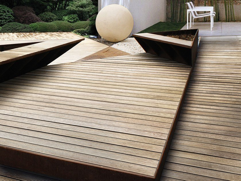 Adaxite decking LISTOTECH ASH by LISTOTECH DECKING QUARTZ