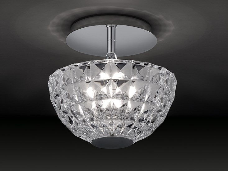 Indirect light glass ceiling lamp DECO   Ceiling lamp by ALMA LIGHT