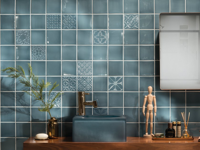 Indoor ceramic wall tiles DECOR GLAM by Aleluia Cerâmicas