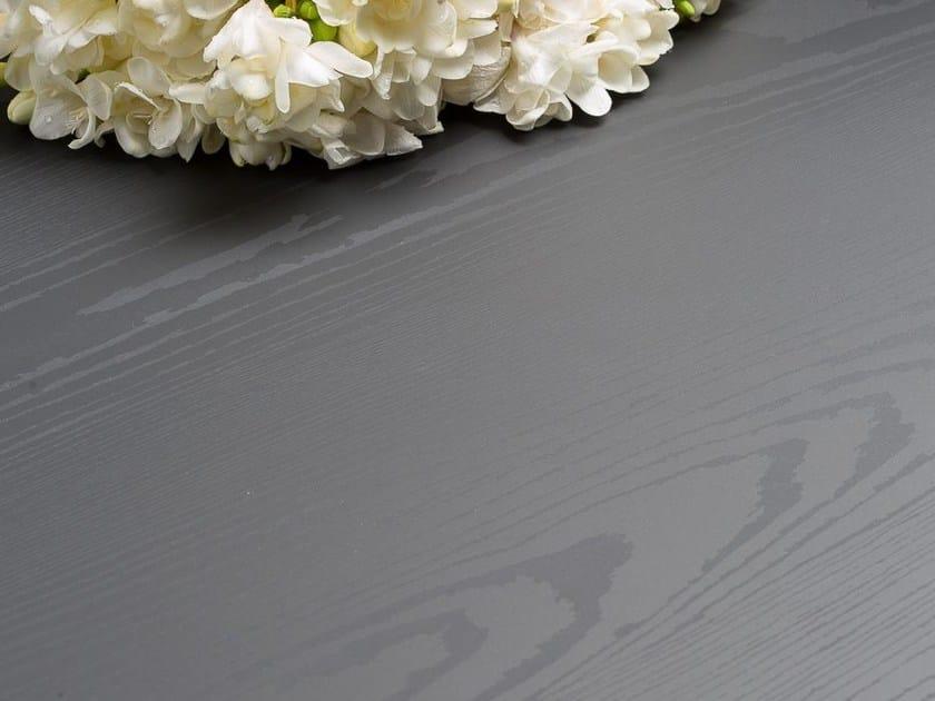 Decorated glass furniture foil DECORFLOU® DESIGN NANTAHALA by OmniDecor®