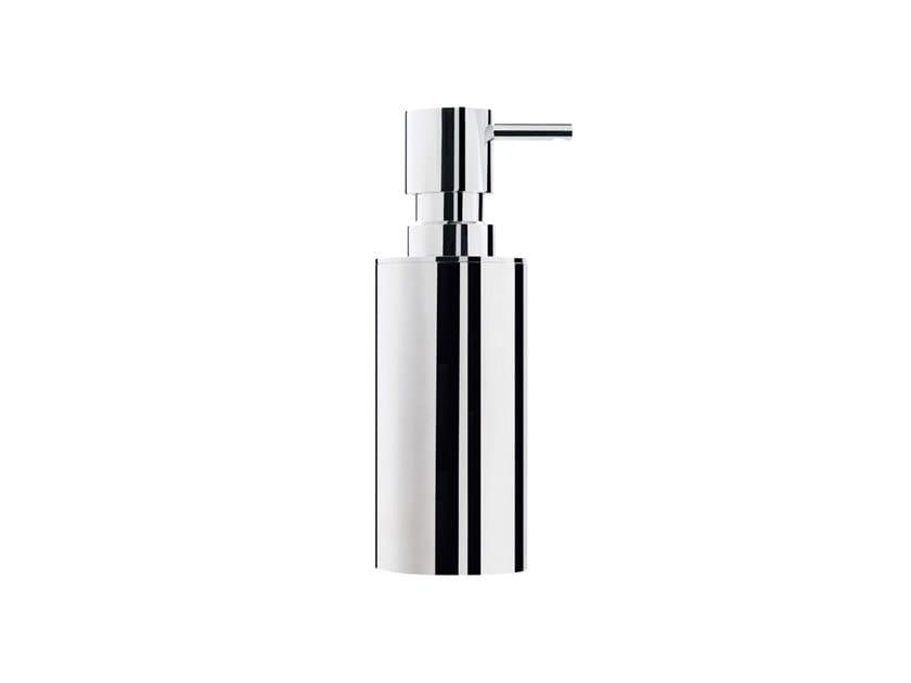 Chromed brass liquid soap dispenser DEEP A2.25 | Liquid soap dispenser by Water Evolution
