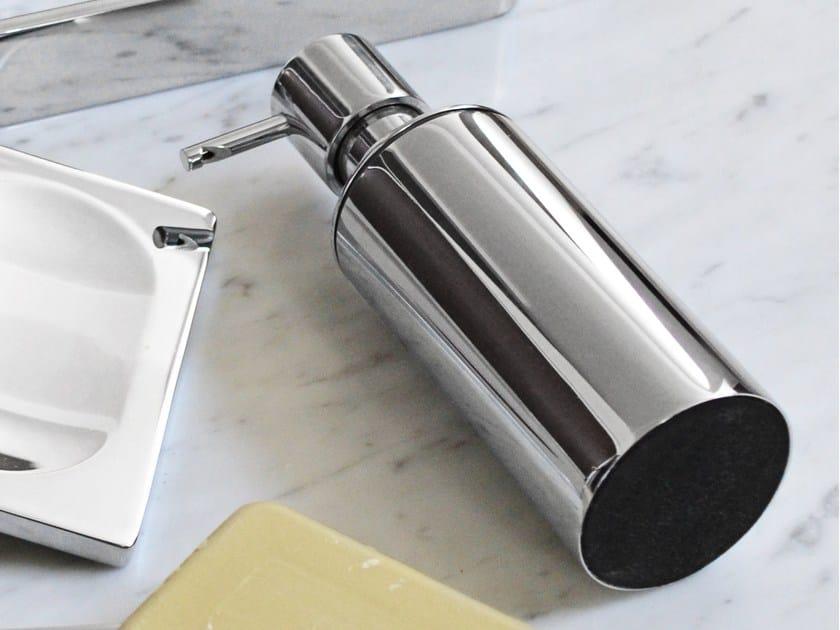 Brass liquid soap dispenser DEEP   Liquid soap dispenser by mg12