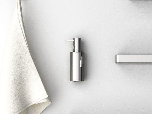 Brass liquid soap dispenser DEEP | Liquid soap dispenser by mg12