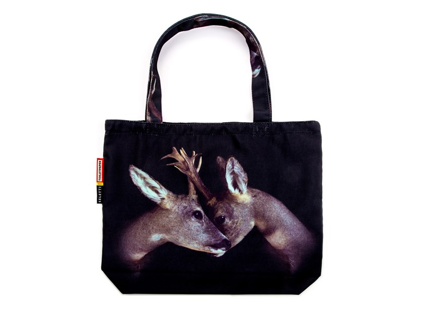 Borsa in poliestere DEER by Seletti