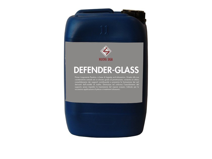 Surface protector for concrete DEFENDER-GLASS by Nuova Siga