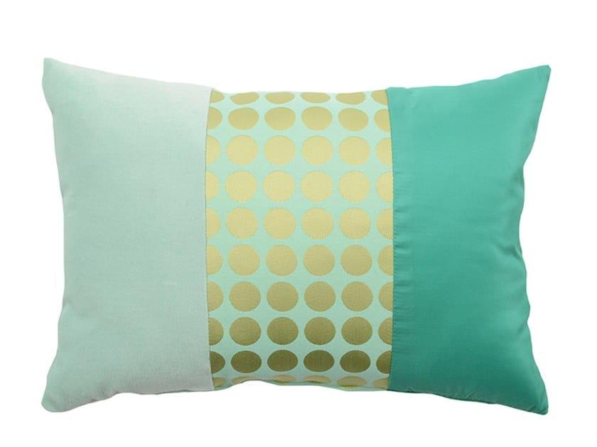 Rectangular fabric cushion DEGRADÉ 098-16 by l'Opificio