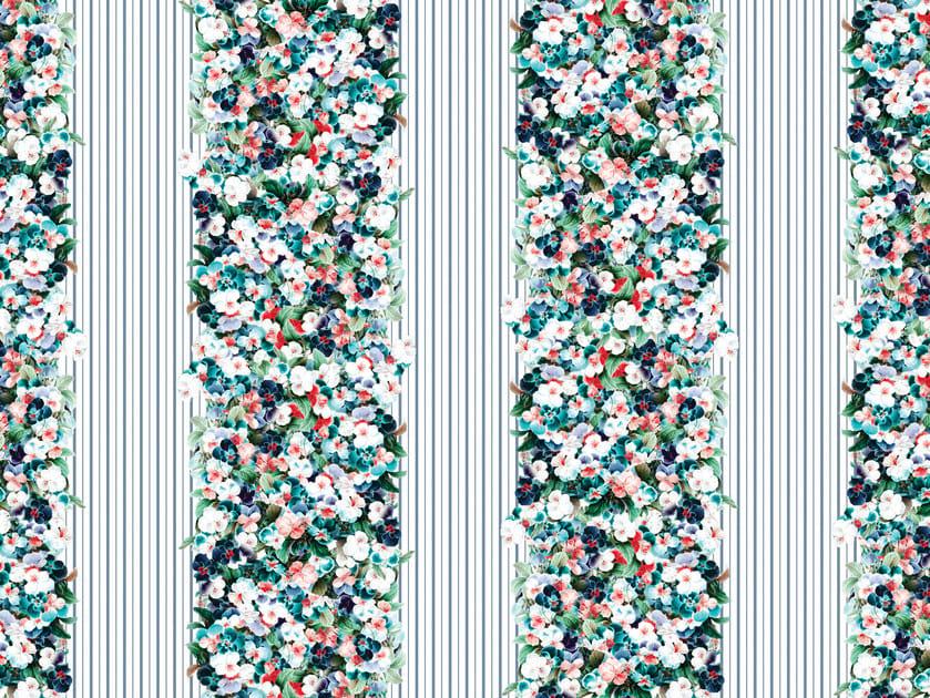 Wallpaper / floor wallpaper DEJEUNER by Texturae