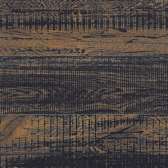 Porcelain stoneware wall/floor tiles with wood effect DEKAP BLACK DEK by Ceramica Fioranese