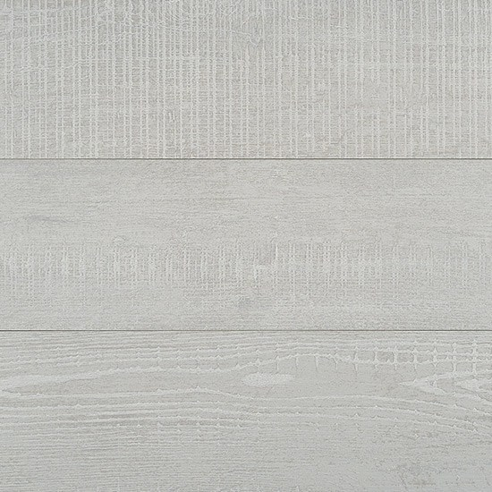 Porcelain stoneware wall/floor tiles with wood effect DEKAP SOLID GREY by Ceramica Fioranese