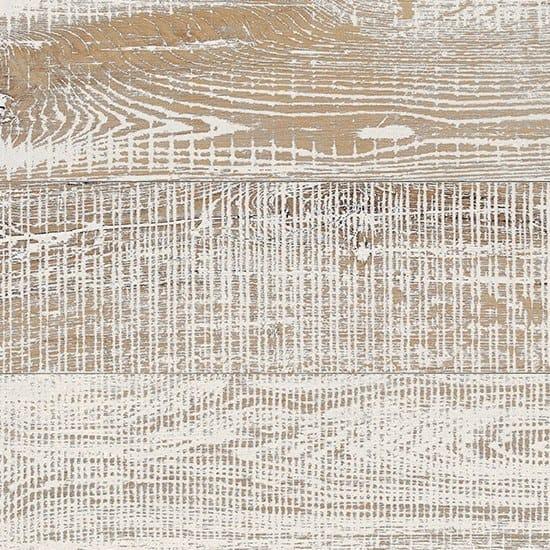 Porcelain stoneware wall/floor tiles with wood effect DEKAP WHITE DEK by Ceramica Fioranese