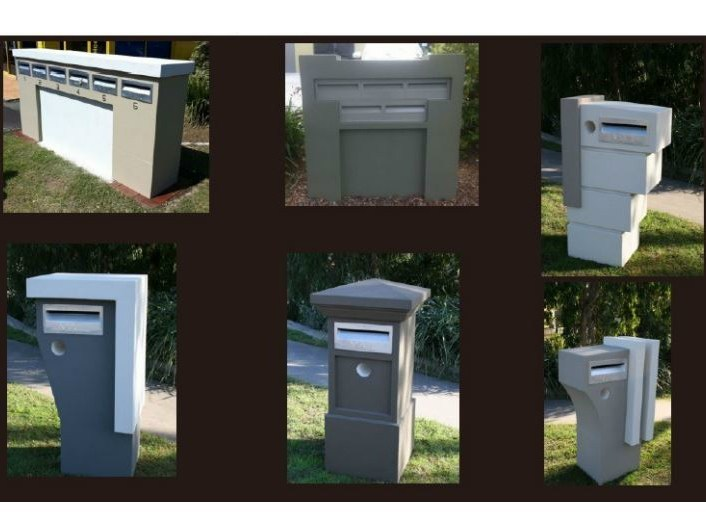 Outdoor mailbox DekorMail by Cabox