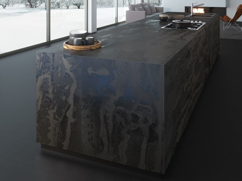 Dekton® kitchen worktop DEKTON® INDUSTRIAL | Kitchen worktop by Cosentino