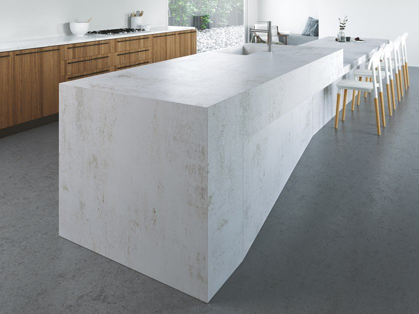 Furniture foil DEKTON® NILIUM by Cosentino