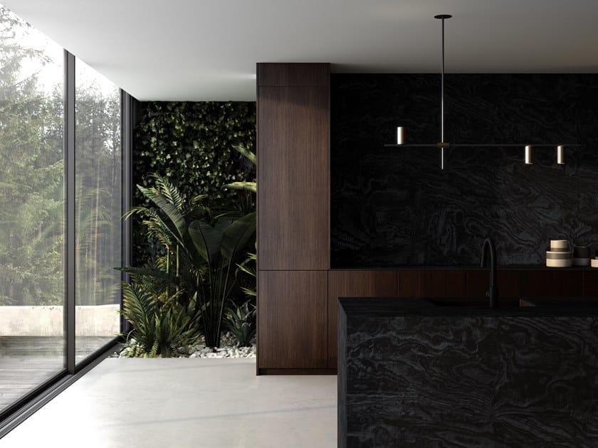 Dekton® furniture foil DEKTON® LIQUID EMBERS by Cosentino