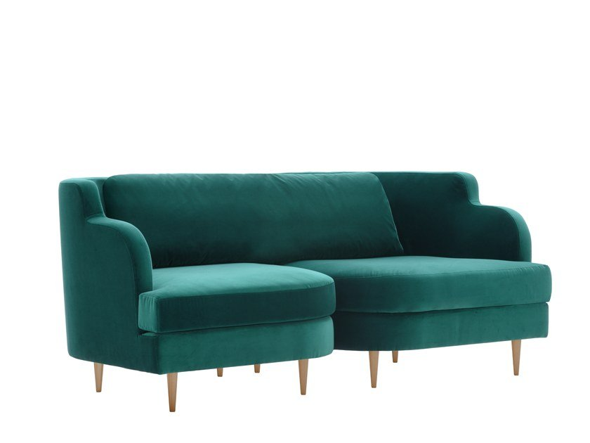 3 seater sofa DÉLICE 01041 by Montbel