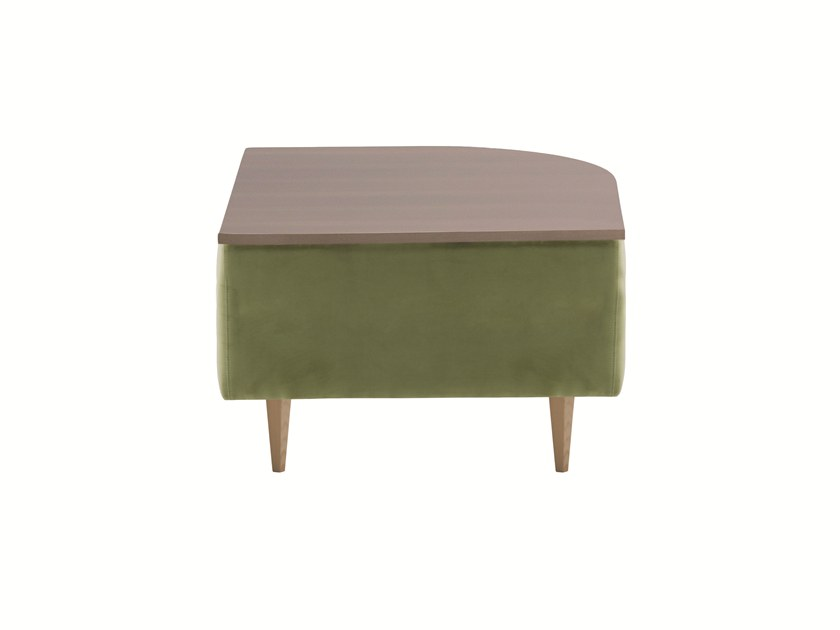 Low ABS coffee table DÉLICE 01050L by Montbel