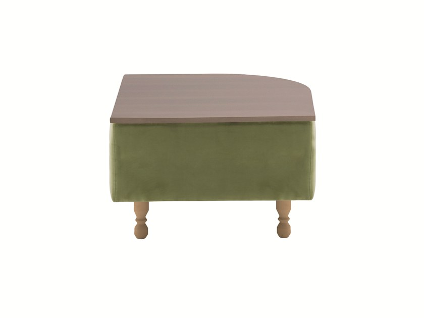 Low ABS coffee table DÉLICE 01050LT by Montbel