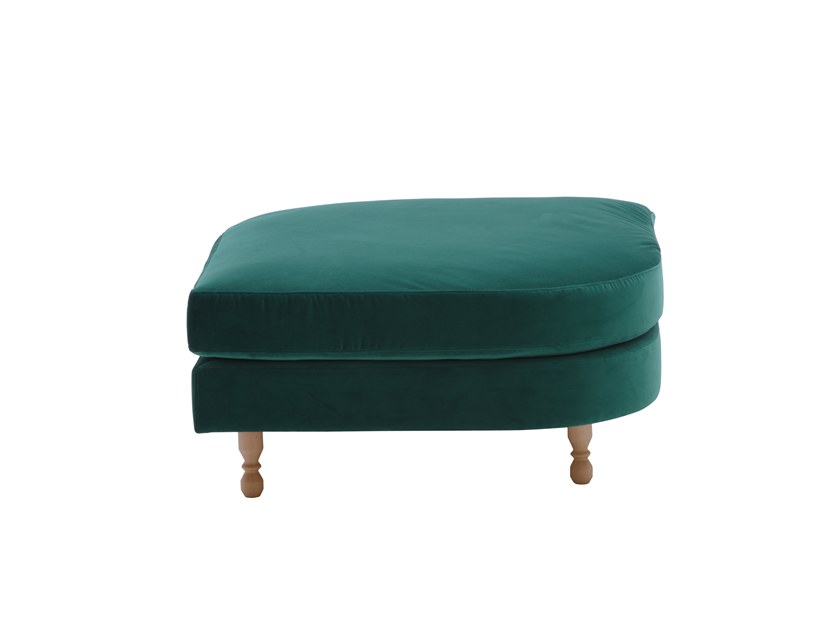 Square pouf DÉLICE 01052T by Montbel
